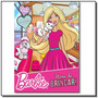 Barbie Hora De Brincar Livro Jumbo De Atividades