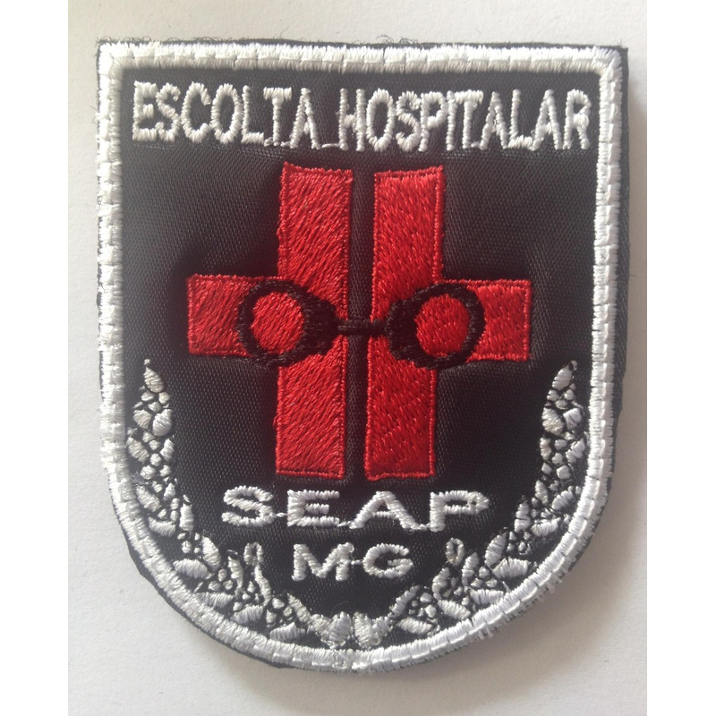Patch / Distintivo SEAP Escolta Hospitalar