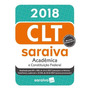 Clt Academica E Constituiçao Federal Mini 2018