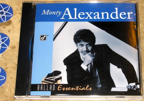 Cd Imp Monty Alexander - Ballad Essentials (2000) Herb Ellis Original
