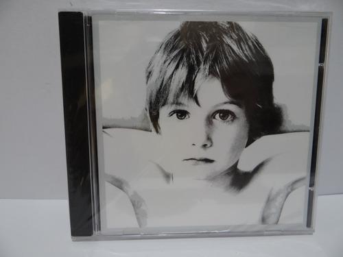 Cd U2 Boy  Novo Lacrado Original