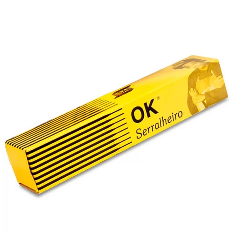 Eletrodo OK61,30 Esab 2,50MM CX 2Kg-Inox308
