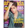 Revista Atrevida Justin Bad Boy