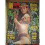 Michael Jackson E Ayrton Senna = Revista Manchete 2070