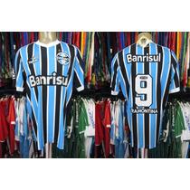 Camisas de Futebol Camisas de Times Times Brasileiros Masculina Grêmio a  venda no Brasil. 3579a84aaed93