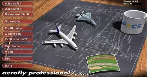 Simulador De Aeromodelismo Original