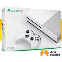 Console Xbox One S 1TB - Microsoft