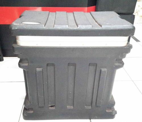 Case/rack Padrão 19 Polegadas Skb 4 Periféricos (semi Novo) Original