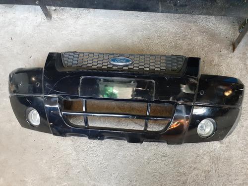 Parachoque Dianteiro Ford Eco Sport 2005 Com Milhas Original