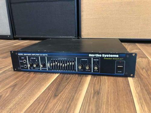 Amplificador Hartke Ha2000 Original