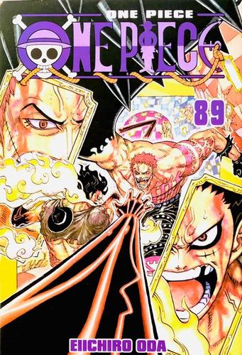 One Piece Edição 89 - Mangá Original