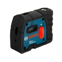 Nível a Laser de Pontos Bosch GPL5 Alcance 30 M