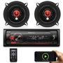 Aparelho De Som Carro Pioneer Bluetooth Pendrive Rádio