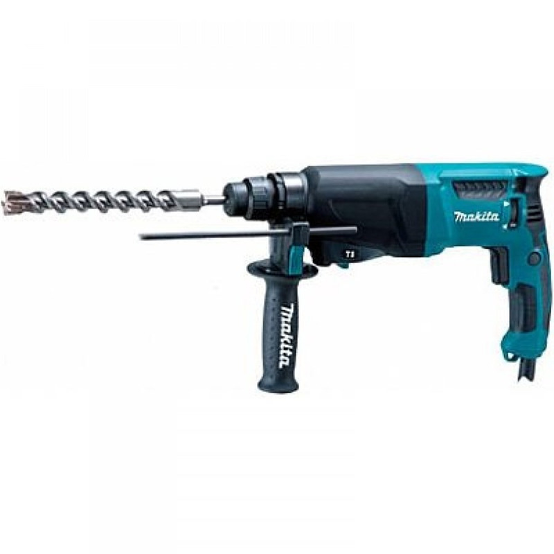 Martelete Combinado 800W 26mm (encaixe SDS Plus) - HR2610 - Makita - 110 Volts