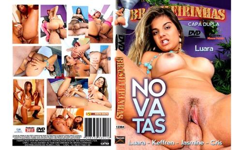 Dvd Brasileirinhas Novatas Original
