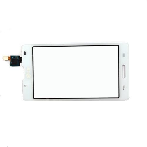Tela Vidro Touch LG Optimus L7 Ii P710 P714 Branco Original