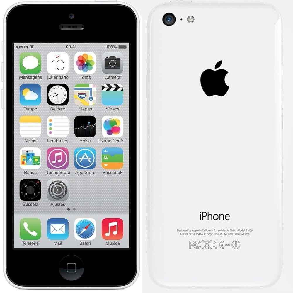 used iphone 5c price iphone 5c apple branco novo na caixa l 01 ano de garantia 16369